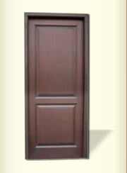 Heavy Panel Door