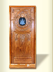 Super Deluxe Carving Door