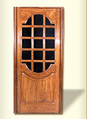 Deluxe French Panel Door & Glass Wood Panel Doors Inlay Doors Glass Panel Doors Wooden Inlay ...